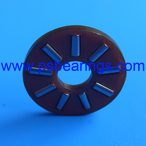 AXK..TV Series Plastic Cage Thrust Needle Roller Bearings
