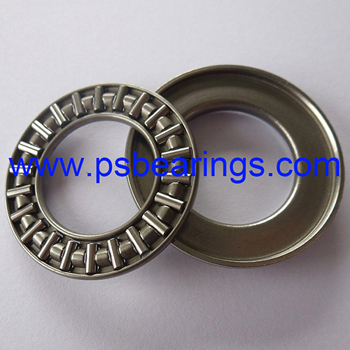 AXW Series Thrust Needle Roller Bearings
