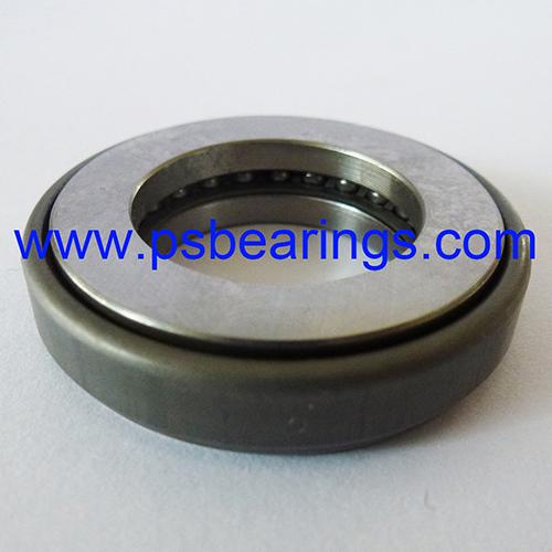 AXZ Series Unitized Thrust Needle Roller Bearings