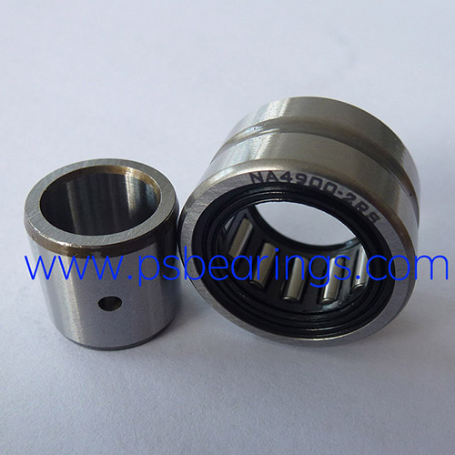NA49..2RS Sealed Needle Roller Bearings