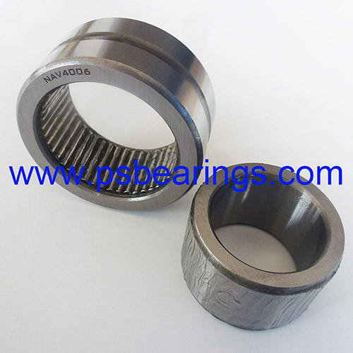 NAV Series Full Complement Needle Roller Bearing