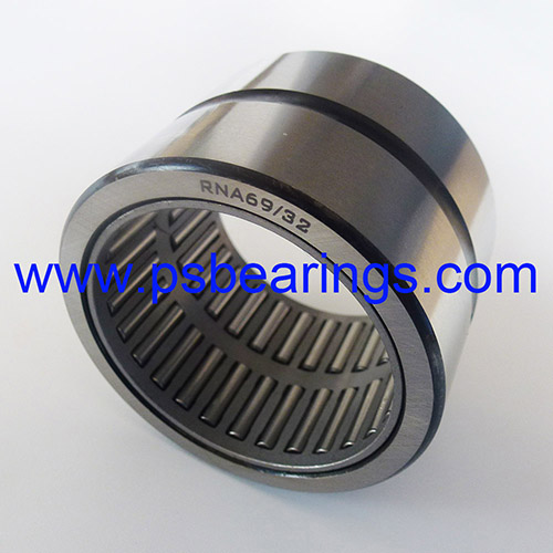 RNA69 Machined Needle Roller Bearings without Inner Ring