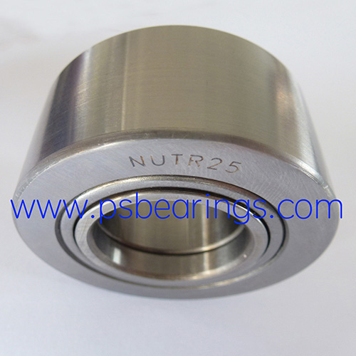 NUTR Series Heavy Duty Track Roller Bearings