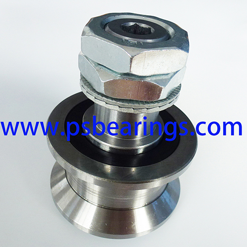 RKU Series Guide Roller Cam Follower Bearing