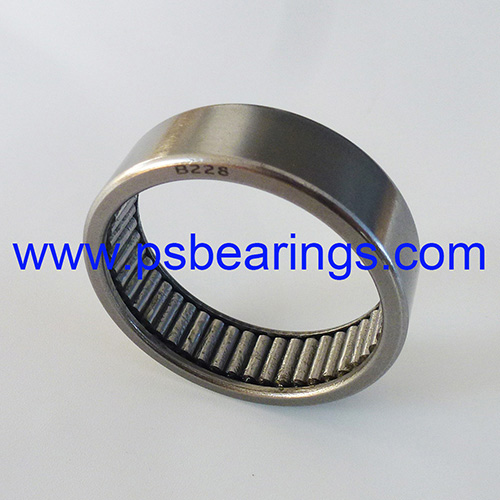 B Series Full Complement Drawn Cup Needle Roller Bearings