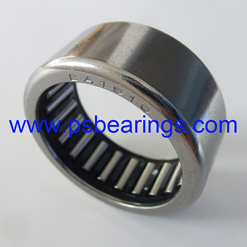 BA Inch Series Shell Type Needle Roller Bearings