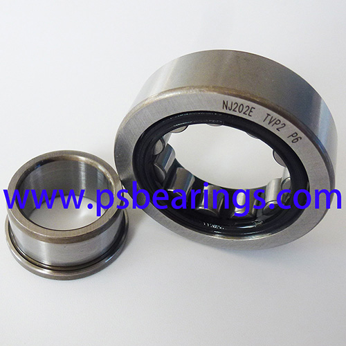 NJ..ETVP2 Plastic Cage Cylindrical Roller Bearings