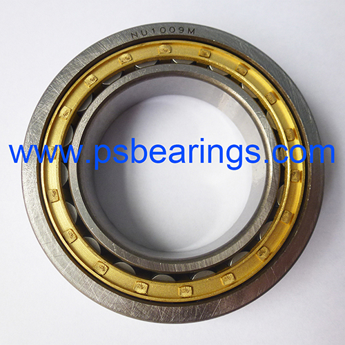 NU..EM Brass Cage Cylindrical Roller Bearings