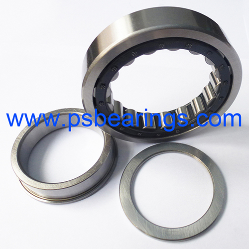 NUP..E Machined Steel Cage Cylindrical Roller Bearings