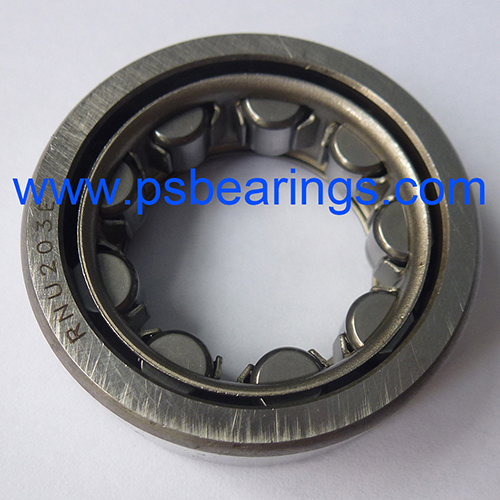 RNU..ECJ Pressed Cage Cylindrical Roller Bearings