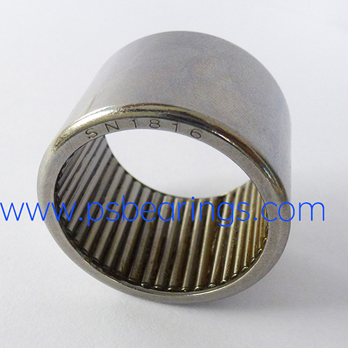 SN Inch Full Complement Drawn Cup Needle Roller Bearing