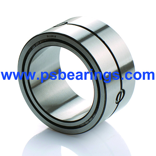 SL129 Four Rows Full Complement Cylindrical Roller Bearing