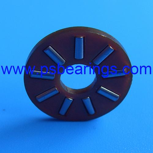 AXK..TV Series Plastic Cage Thrust Needle Roller Bearings
