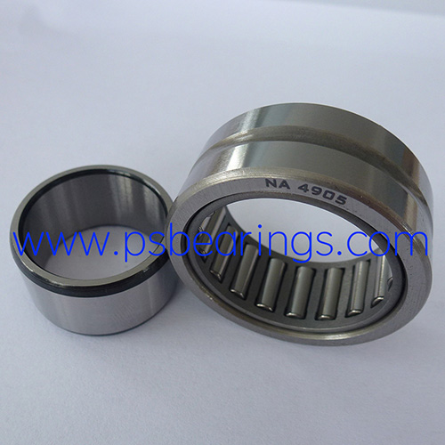 NA49 Series Precision Heavy Duty Needle Roller Bearings