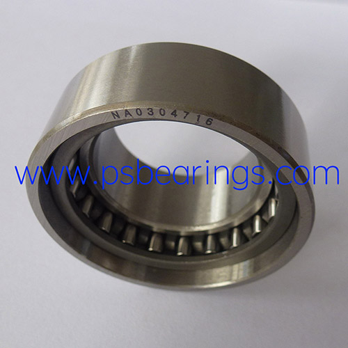 NAO Separable Machined Ring Needle Roller Bearing