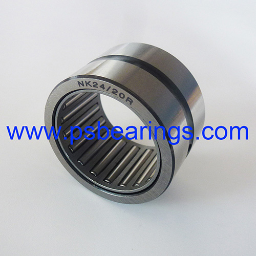 NK..R Caged Needle Roller Bearings