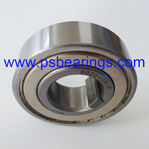 BB..1K Series Cam Clutch Bearings with Keyways