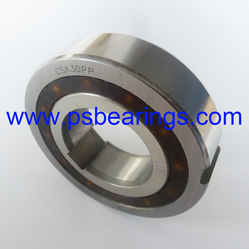 CSK..PP Series Overrunning Clutch with Keyways