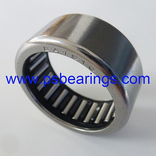 BA Inch Series Shell Type Needle Roller Bearings