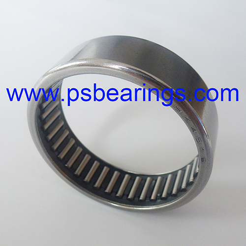 HK Series Drawn Cup Needle Roller Bearings