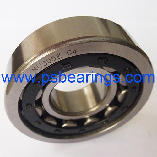 NU Series Steel Cage Cylindrical Roller Bearings