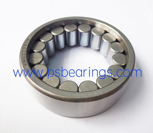 RNU..VH Self-Retained Cylindrical Roller Bearings
