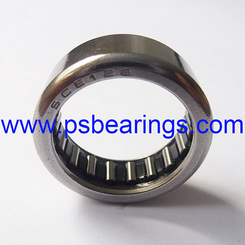 SCE Inch Series Drawn Cup Needle Roller Bearings