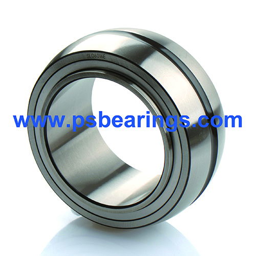 SL060..E Self-Aligning Full Complement Cylindrical Roller Bearings
