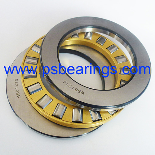 812 Series Axial Cylindrical Roller Bearings